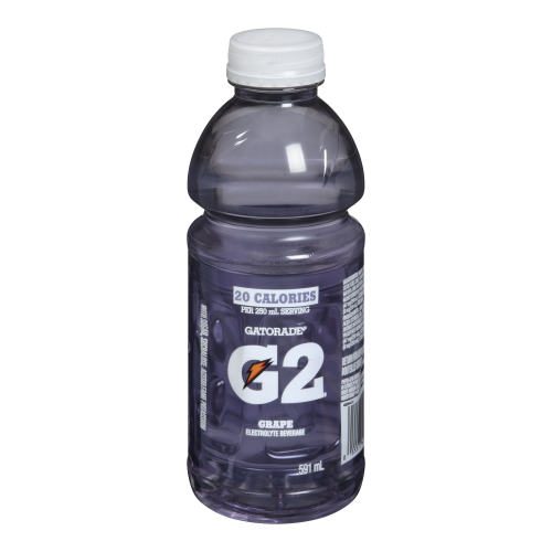 Gatorade 591ml G2 Grape