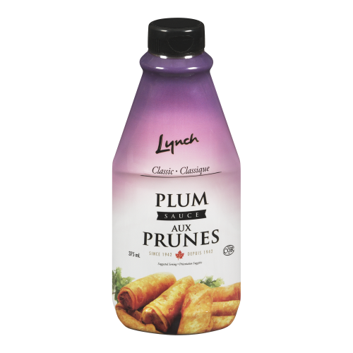 Lynch 375ml Plum Sauce