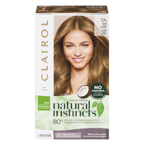 Natural Instinct 7A Dark Cool Blonde SD