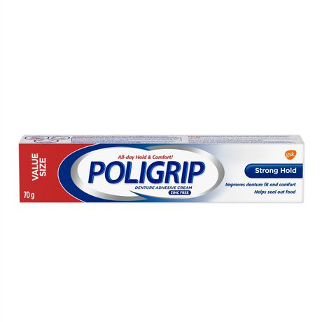 Poligrip Stong Hold