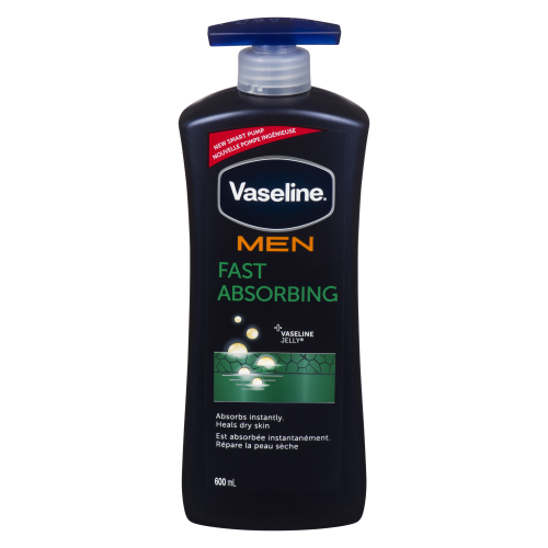 Vaseline 600ml Men Lotion