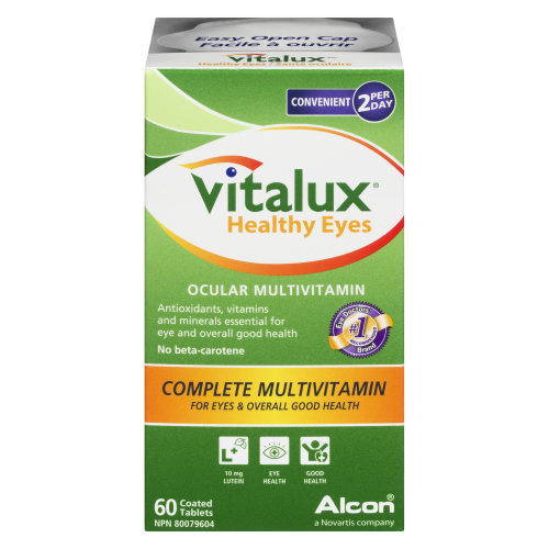 Vitalux TB Healthy Eyes 60's