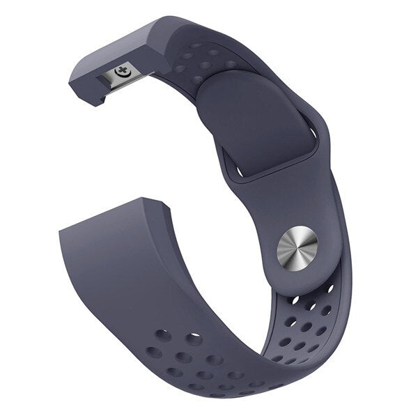 Fitbit Charge 2 Rubber Sports Strap - Bit Straps