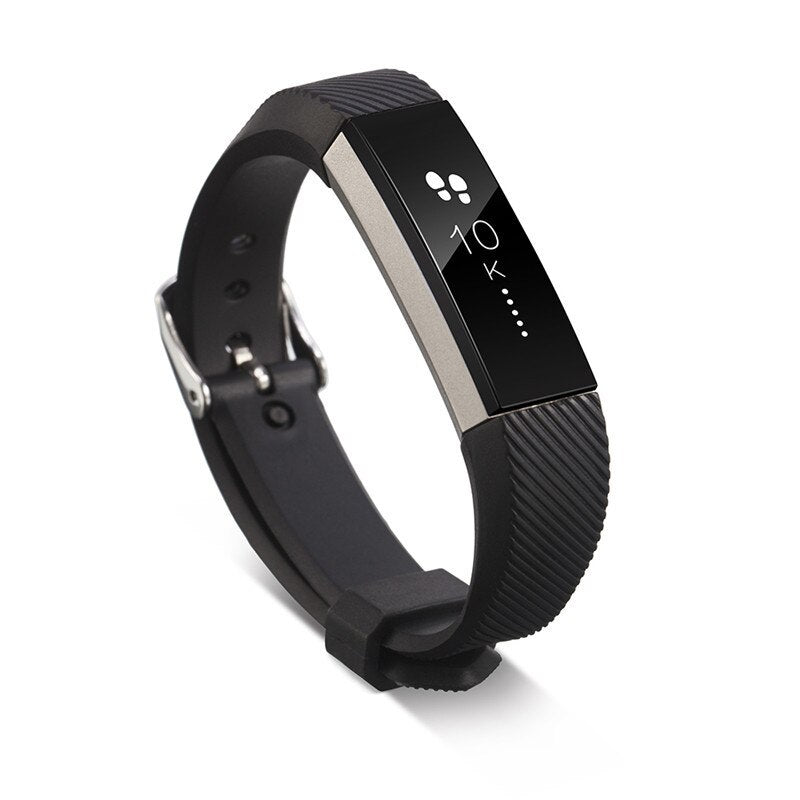 Fitbit Alta/Alta Hr Rubber Replacement Strap - Bit Straps