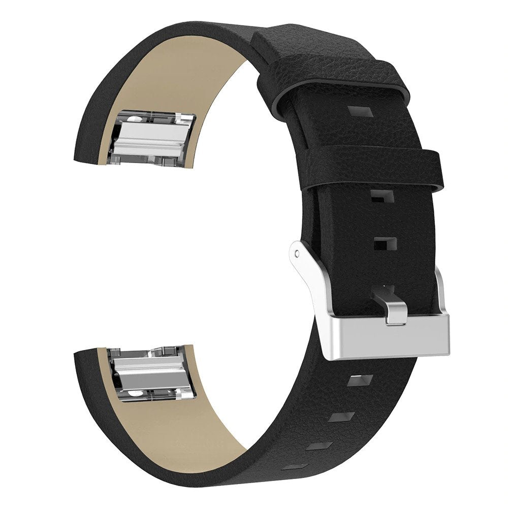 Fitbit Charge 2 Leather Strap - Bit Straps