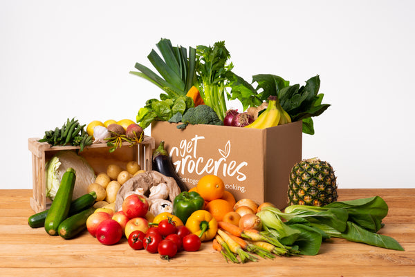 Fruit & Veg Box - Family Pack