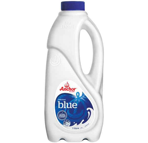 Anchor Milk Standard Blue Top 1L