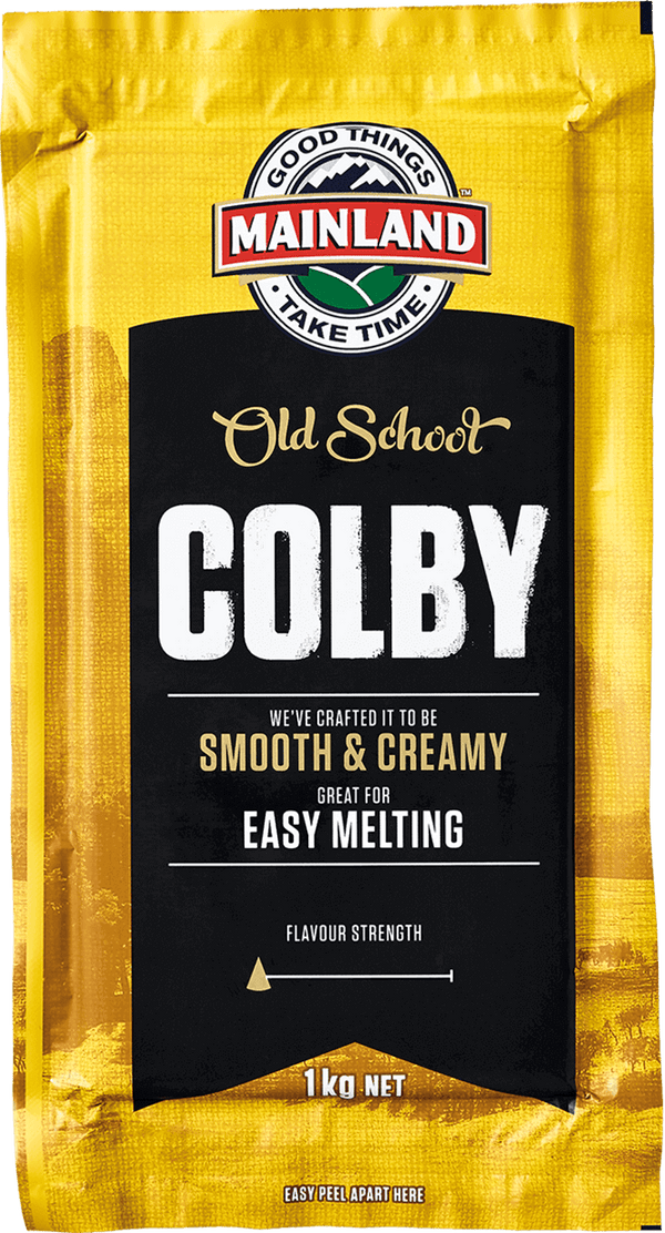 Mainland Block Cheese Colby 250g
