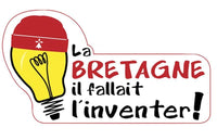La Bretagne Fallait L'inventer ! Version Bonnet Rouge