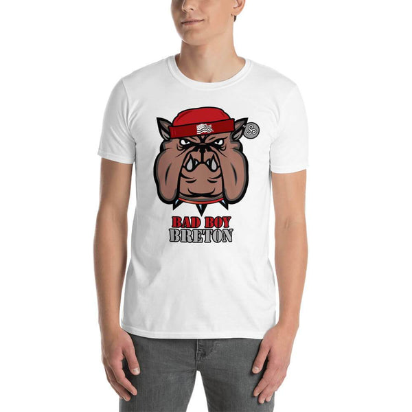 Tee-shirt Breton Bad Boy Bulldog