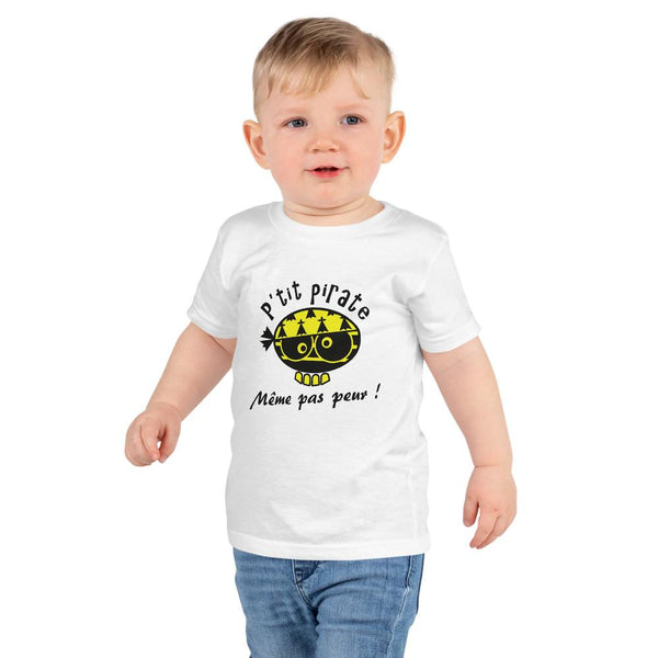 Tee-shirt enfant P'tit Pirate
