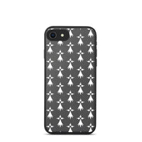 Coque Iphone biodégradable Hermine Bretonne