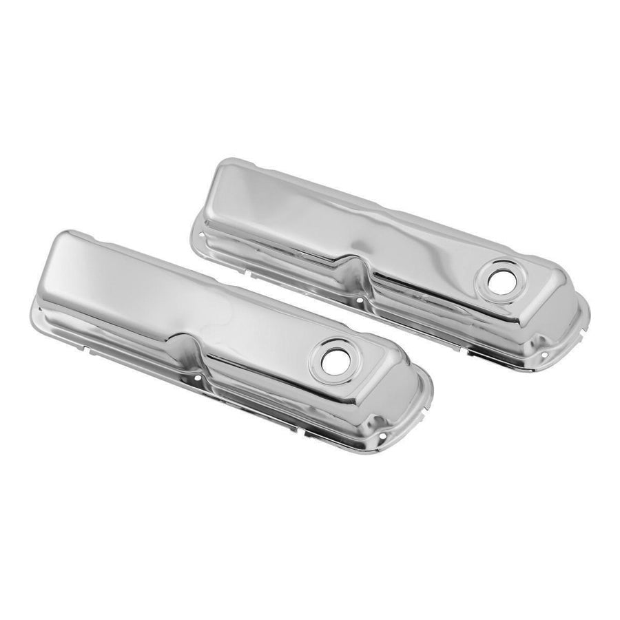 Chrome Ford Small Block 289 / 302 Valve Covers