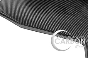 Mercury Comet Carbon Fiber Hood Scoop