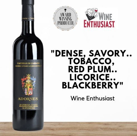 Italian Red wine from Piedmont. Buy it online today in Singapore. Lowest prices always from Pop Up Wine.