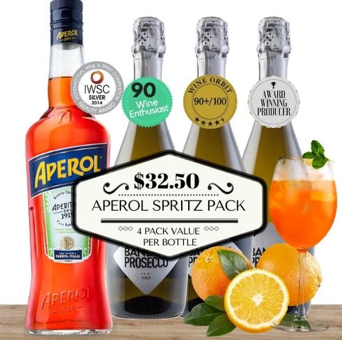 Aperol Spritz Value Pack
