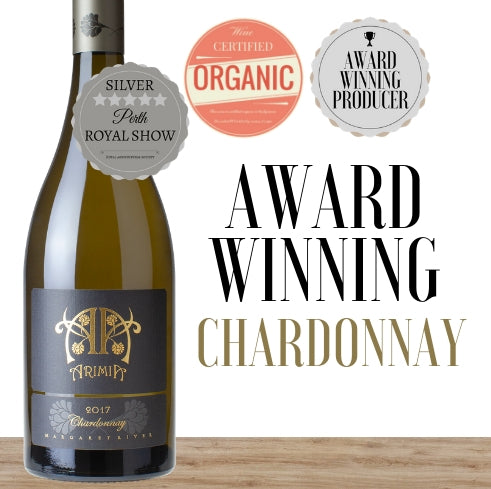 Buy this top-rated Australian Chardonnay by Arimia Estate today from Pop Up Wine.