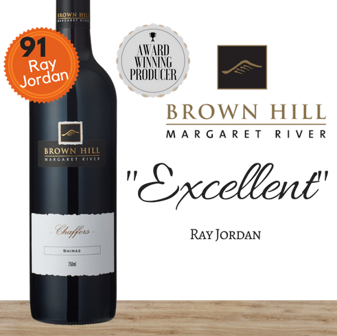Buy this top-rated Australian Chaffers Shiraz by Brown Hill Estate today from Pop Up Wine.