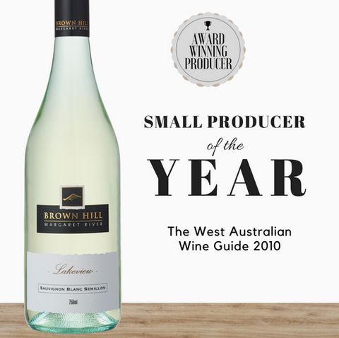 Buy this top-rated Australian Lakeview Sauvignon Blanc by Brown Hill Estate today from Pop Up Wine.
