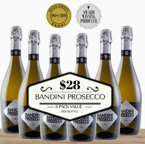 Cheap prosecco but still a quality Italian sparkling wine. Only from Pop Up Wine in Singapore. Get this wine delivered today. Buy online now.