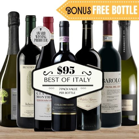 SUPER VALUE WINE ~ 6 PACK. Buy wine by the box. You'll pay the lowest prices for premium red wine, white wine, rose wine and Prosecco in Singapore. Perfect for parties, anniversaries, corporate catering or just for home. Buy online. Delivered fast today. Only from Pop Up Wine. Singapore's favourite wine store