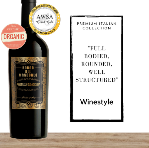 Try this top rated Italian Red Wine. An excellent Italian wine that is available today from Pop Up Wine in Singapore. A premium red wine that can be delivered same day to you. Buy online now. Pop Up Wine is Singapore's favourite wine store.
