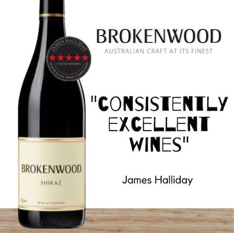 Buy this premium Australian Shiraz from one of Australia's top wineries, Brokenwood. A top red wine from McLaren Vale, Australia. Available online from Pop Up Wine, Get wine delivery & free delivery for any 2 dozen bottles in Singapore. Get it delivered today. Available from online wine store Pop Up Wine.