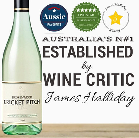 Brokenwood Cricket Pitch - Best buy Australian sauvignon blanc $32