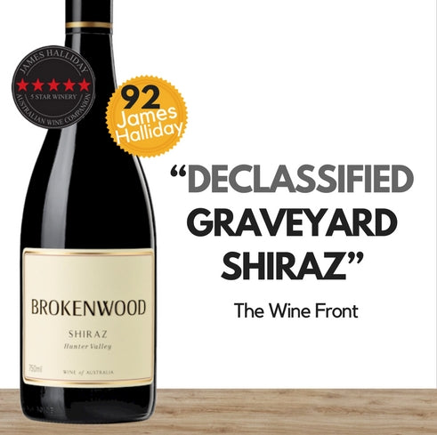Brokenwood Hunter Valley Shiraz 2017, Australia's Premium red wine. Order online, get discount from Pop Up Wine in Singapore ~ same day delivery.
