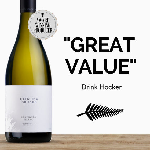 NZ Sauvignon Blanc white wine from Pop Up Wine in Singapore. Order online for big discount. Fast delivery