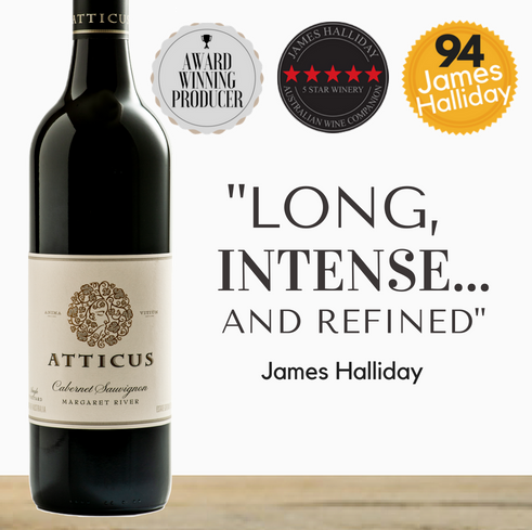 Buy this Top rated Australian Atticus Cabernet Sauvignon by Chapman Grove today from Pop Up Wine.
