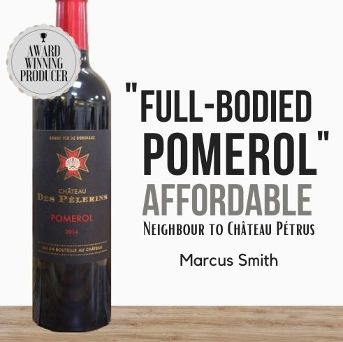 Made by a famous winemaker from Bordeaux. Buy this cheap red wine online today from Singapore's leading premium wine store, Pop Up Wine. Same day and free delivery available. We offer contactless wine delivery. Get this award-winning French red wine delivered today. We deliver wine throughout Singapore 7 days a week, even on Sundays.