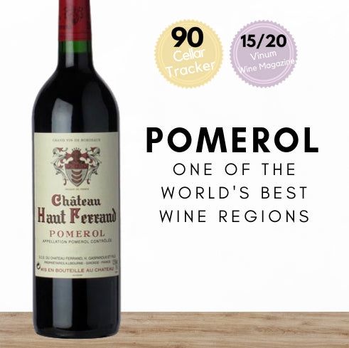 Buy this French Cabernet Merlot wine from one of the world's best wine regions. Brought to you by Pop Up Wine Singapore your affordable wine online store. Fast same day delivery. Order online now.