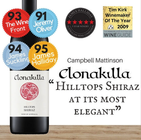 Award winning Australian Shiraz & rated 95/100 by James Halliday  from Pop Up Wine Singapore available for same day delivery, free for 2 dozen.