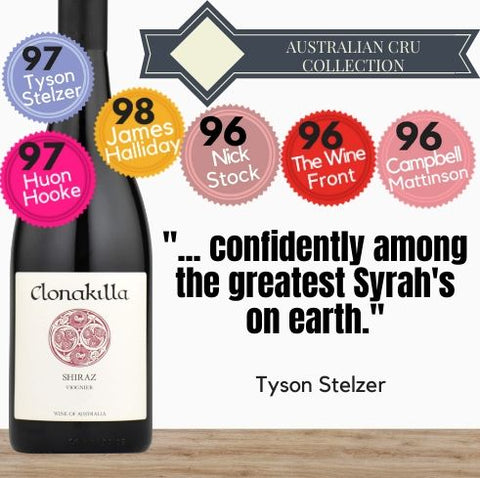 One of the world's top Australian Shiraz Viognier red wine. Get this wine delivered today from Pop Up Wine in Singapore