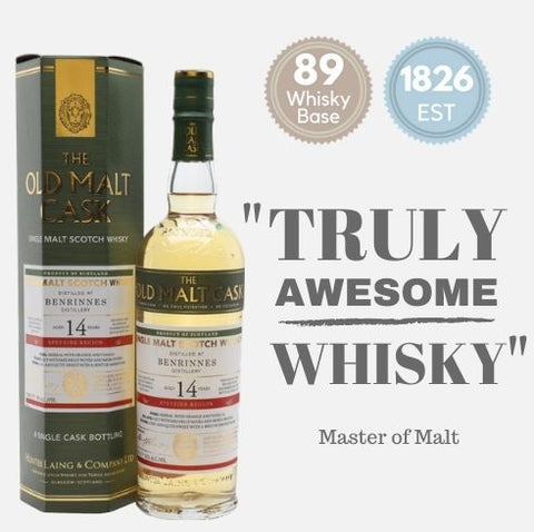"Buy this whisky described by ""truely awesome"" by one of the world's most esteemed whisky experts. Buy online now from Pop Up Wine in Singapore and get same day delivery. We're open and delivertying wine and whisky every day of the year."