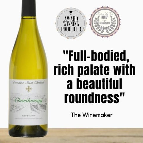 Buy this chardonnay from a top French winemaker. This superb white French white wine is available for delivery today from Pop Up Wine in Singapore. Buy online now from Singapore's leading wine retailer. Free wine delivery for any 24 bottles.