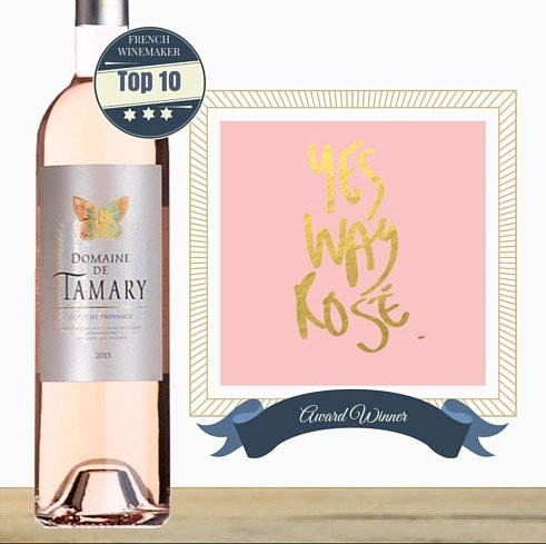 French Rose Wine great value. Fine wines available from Pop Up Wine Singapore. Guaranteed same day delivery.