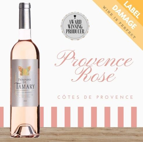 French Rose Wine great value. Fine wines available from Pop Up Wine Singapore. Guaranteed same day contactless delivery.