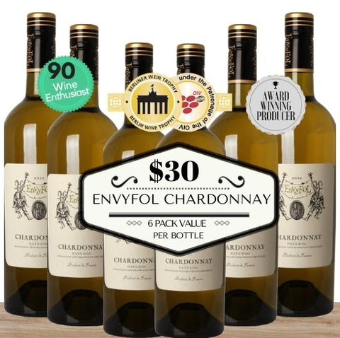 Envyfol Chardonnay 2019 - 6 Pack Value