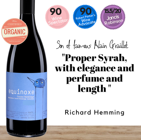Multi-award winning French 100% syrah. Buy online from Singapore's favourite wine store, Pop Up Wine. Same day and free delivery available. We offer contactless delivery & free delivery for any 24 bottles.