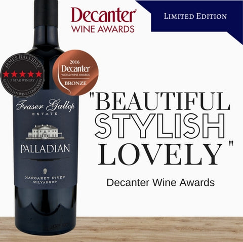 "Fraser Gallop ""Palladian"" Cabernet Sauvignon 2014. Premium Australian red wine. Singapore wine shop Pop Up Wine. Free Delivery for 2 doz. Same day delivery."