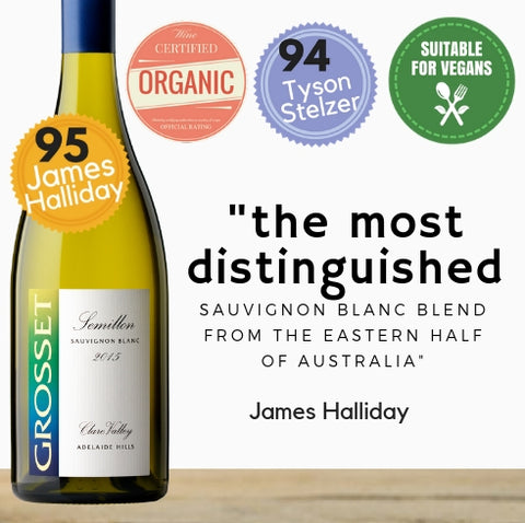 One of the best semillon sauvignon blanc from Eastern Australia. Buy now online from Pop Up Wine in Singapore. Same day fast delivery