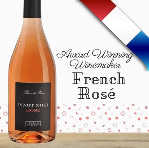 George Duboeuf Fleur de Rosé. Buy online from Singapore's favourite wine store, Pop Up Wine. Same day and free delivery available.