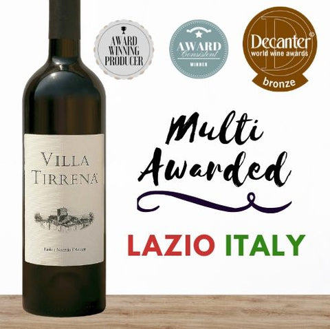 Get this exceptional Italian red wine delivered contactless to your home today in Singapore. It's from an multi-award winning winery in Lazio. Buy this fine wine at its super low price today. Only from Pop Up Wine. Singapore's leading fine wine store.