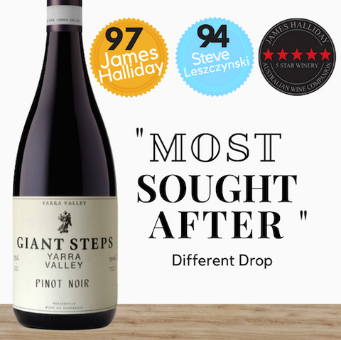 Buy this Top-rated Australian Pinot Noir today from Pop Up Wine. Fast delivery, free for 2 dozen.