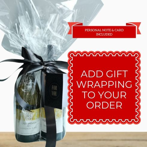 Gift wrapped wine delivered to your friends door with a personalised gift card with your special message. Get this gift delivered today.