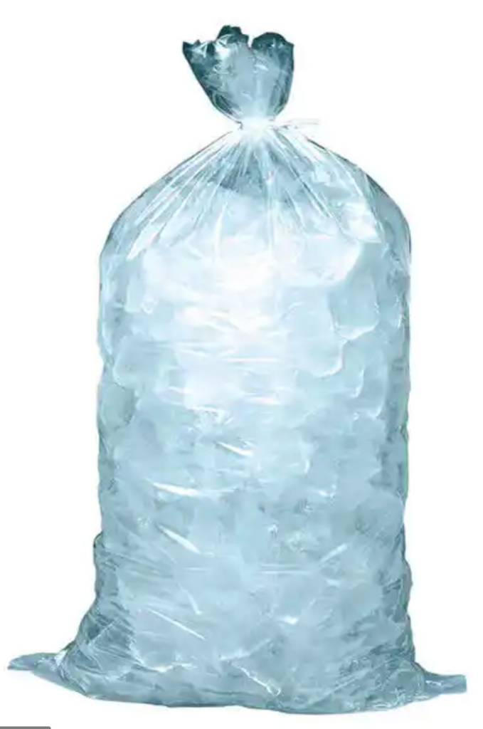 Large Ice Bag - 18kg bag - Event