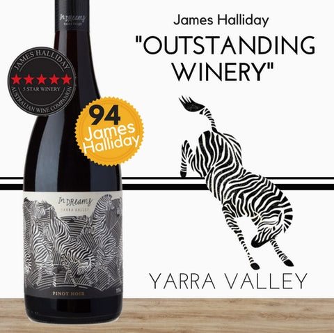 In Dreams Pinot Noir 2015 is a Premium Red Wine from the Yarra Valley in Australia. Available online from Pop Up Wines. Same day delivery. Free for 2 doz