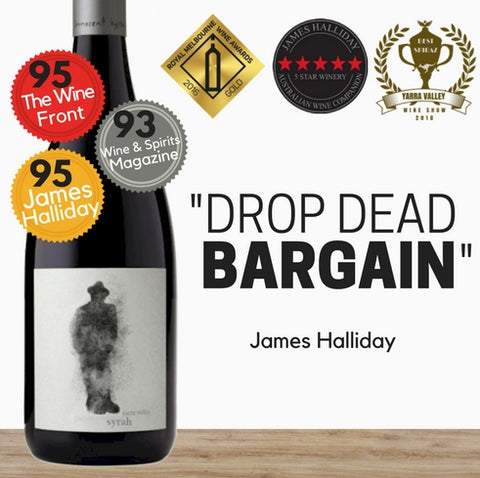 2016 Australia's Shiraz red wine by Innocent Bystander from Pop Up Wine in Singapore, discount available. Shop online for fast delivery.